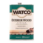 Масло защитное для деревянных фасадов и террас WATCO Exterior Wood Fin