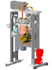 Компактное оборудование для сварки объёмных каркасов