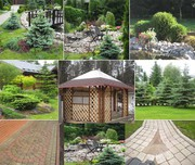 Озеленение,  благоустройство,  уход за садом