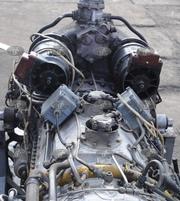 Капитальный ремонт двух промышленных газотурбинных двигателей АИ-20