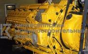 Капитальный ремонт реверсивной муфты и двигателя М520
