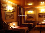 Уютное кафе в центре города (готовый бизнес)