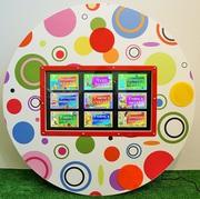 Детский интерактивный сенсорный терминал игровой