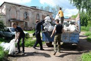 Строительный мусор: уборка и вывоз