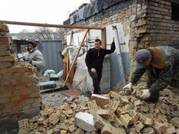 Демонтажные работы (стены,  потолки,  здания)