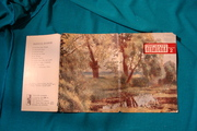 Набор 8 открыток Творчество Левитана выпуск 2