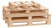 Производство и реализация деревянных поддонов в СПб