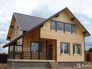 Дачные каркасные дома и домики экономкласса