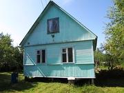 Летний дом с колодцем на участке 6 соток во Мшинской