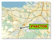 Участок,  9 соток,  Санкт-Петербург,  Горелово,  Красносельский район