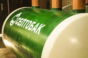 Септик СептоБак с био фильтром для семьи в сланцевском районе