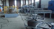 Линия для производства сварной сетки шириной до 2000 мм