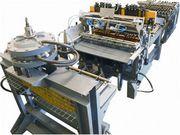 Линия для производства сетки шириной до 1000 мм