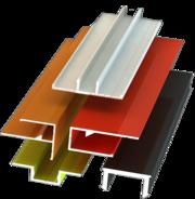 продам отделочный алюминиевый профиль