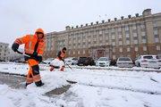 Быстрый способ убрать снег