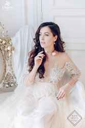 Свадебные и вечерние платья для беременных