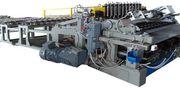 Оборудование для рентабельного производства шахтных сеток затяжек