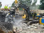 Снос старых и аварийных домов. вывоз строительного мусора