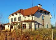 Продается коттедж 500м2 из кирпича в престижном месте в 5 км от Мега П