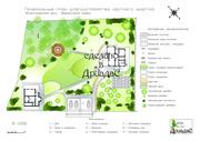 Ландшафтные проекты и решения для Вашего сада от студии ДриадаС