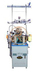 Одноцилиндровые чулочно-носочные автоматические машины