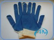 Перчатки х/б облитые