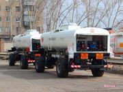 Осуществляем производство и поставку Передвижной АЗС Прицеп-топливозап