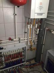 Монтаж систем отопления любой сложности под ключ