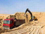 Песок для стройки на заказ