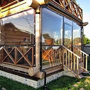 Мягкие окна,  ПВХ шторы