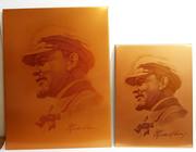 Выбрать и купить портрет В.И.Ленина.Антикварные магазины.Магазин подарков