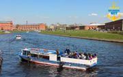 Теплоход Санкт-Петербург снять