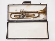 Труба.Корнет.Валторна.Музыкальныйе духовые инструменты  СССР