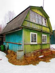 Зимний дом 75 м кв.во Мшинской 6 соток с колодцем