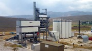 Контейнерный асфальтобетонный завод Ammann Speedybatch 280