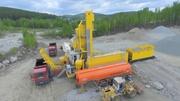Мобильный асфальтобетонный завод Ermont Roadbatch 160