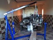 кран гаражный гидравлический (кран -гусек)