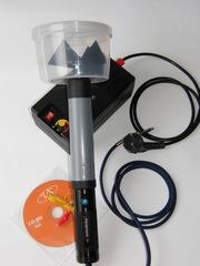 флокатор ручной, флок и клей для флокирования