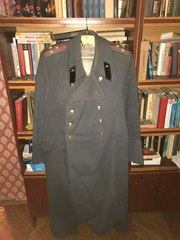 Военная форма полковника РККА 1970гг