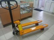 Тележка гидравлическая 2, 5 тонны с доставкой