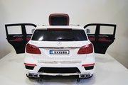 Электромобиль Mercedes-Benz GL63 A999AA с дистанционным управлением.