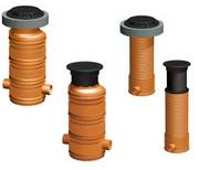 Система полипропиленовых колодцев «PRAGMA®» производства PipeLife