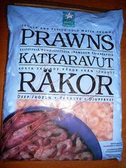 Прямая поставка креветок из Финляндии