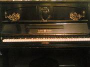 Пианино старинное антикварное